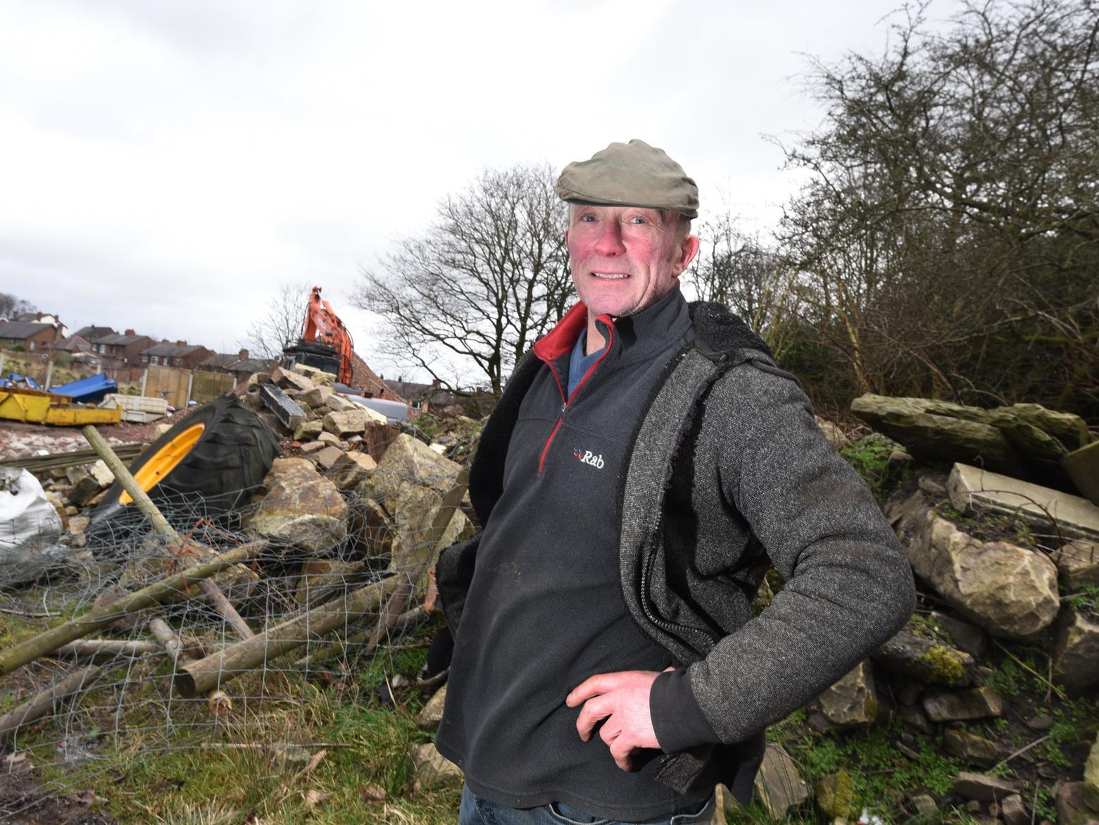 Owner hits back at claims his Wigan site is an 'eyesore'