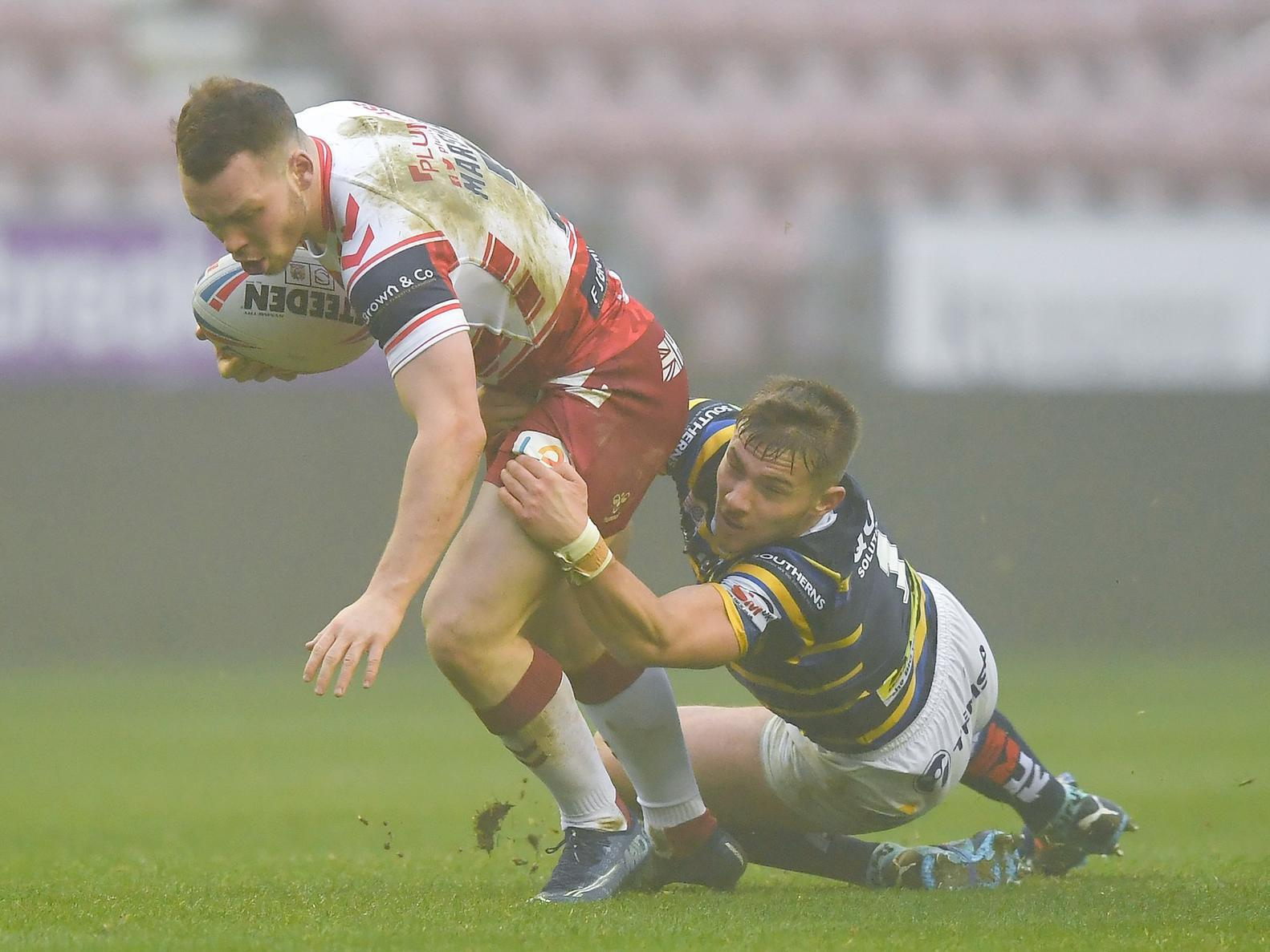 Wigan Warriors star wary of bogey team