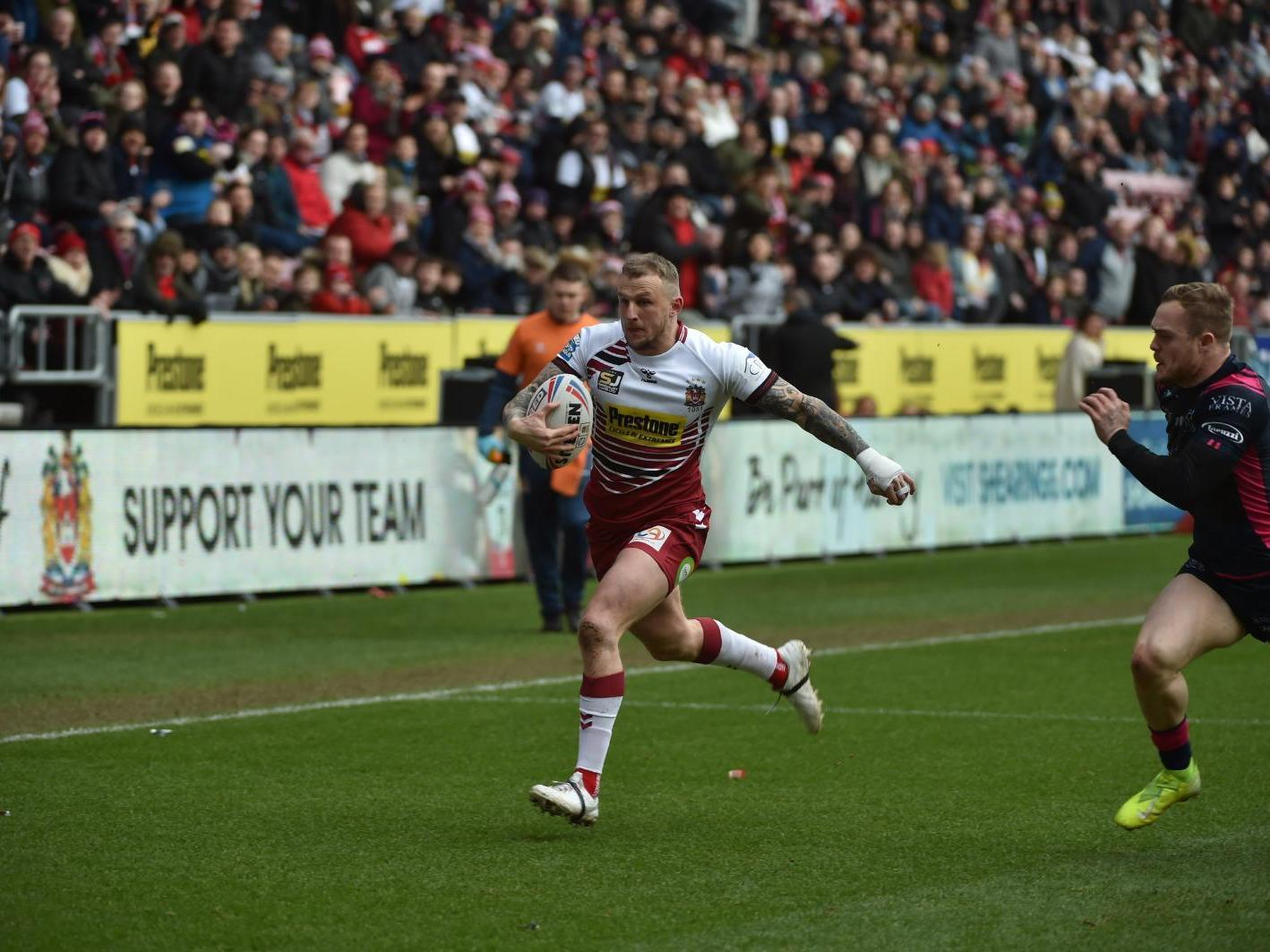 Wigan Warriors 26 Hull FC 12: Five things we learned