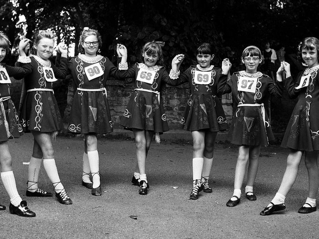 Ashton's Irish Club staged a junior dance festival in July 1969.