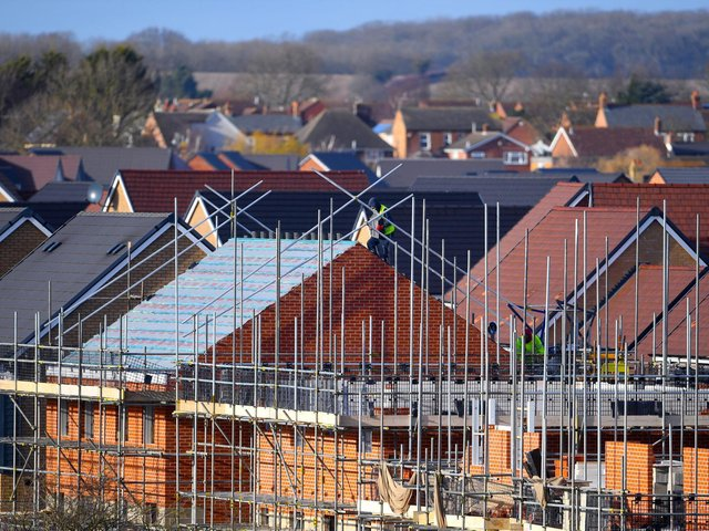 Wigan has a fairly small amount of brownfield land available for housebuilding