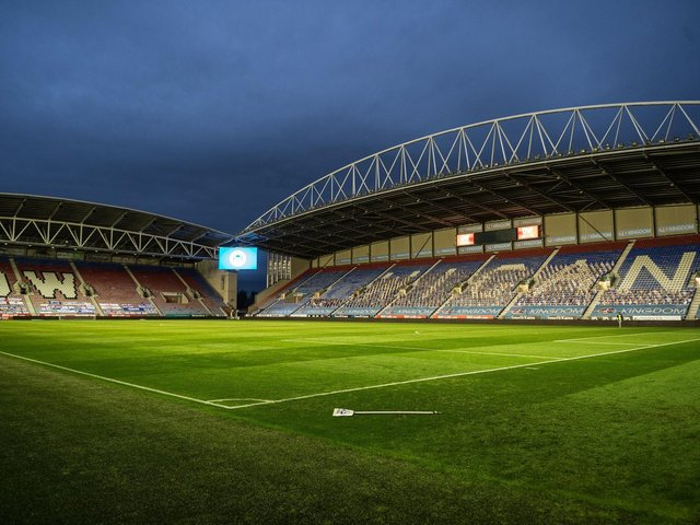 Wigan Athletic went into administration at the start of last month