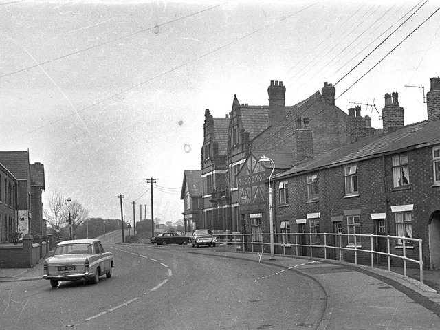 Bickershaw in 1972