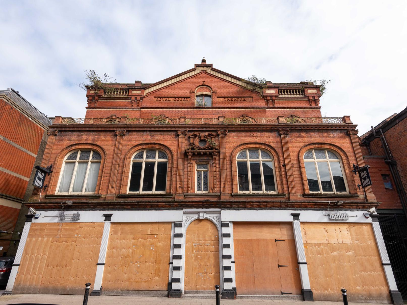 Revival of historic Wigan theatre hits Government jackpot