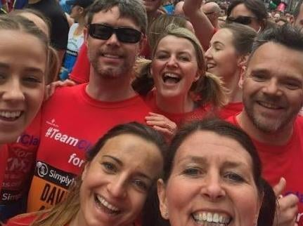 Join in the blood cancer charity's fund-raising challenge