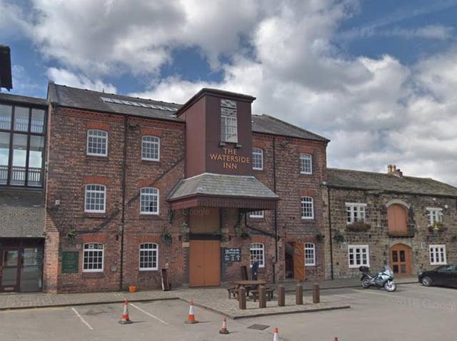 The Waterside Inn, Leigh. Image: Google