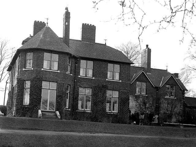 Worthington Lodge in Wigan in 1967.