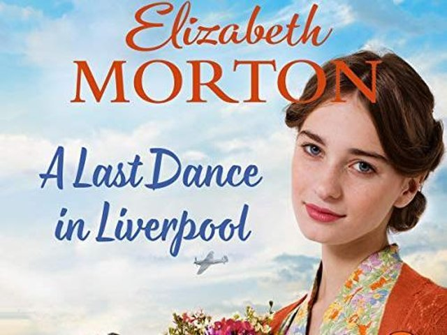 A last dance in Liverpool by Elizabeth Morton