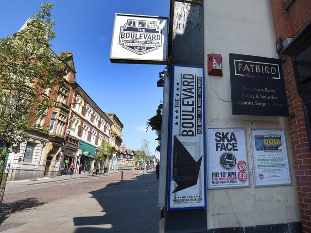 The Boulevard has been removed from a list of music venues under threat