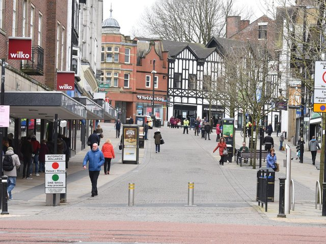 Wigan is among the 50 unhealthiest areas in England, according to a new index which maps out the country's wellbeing hotspots