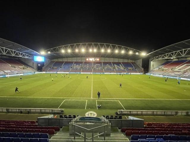The DW Stadium