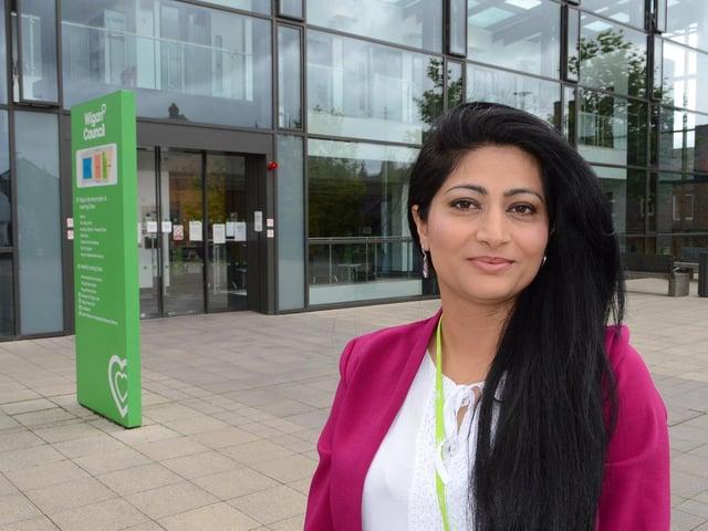 Coun Nazia Rehman