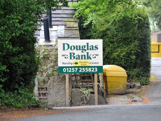 Douglas Bank nursing home