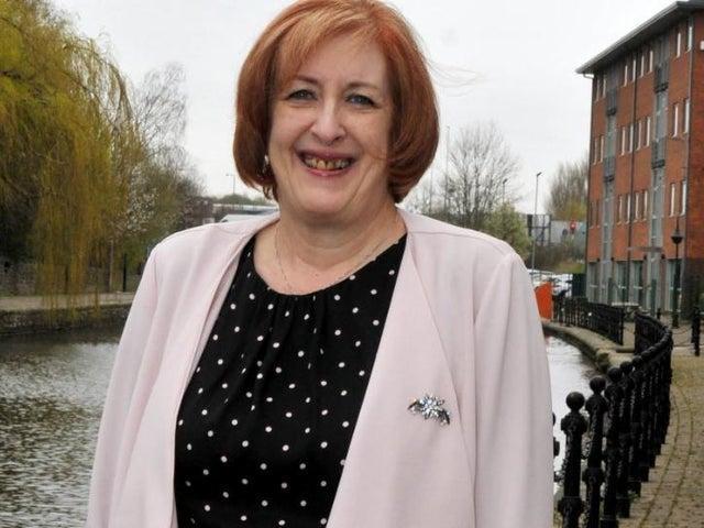 Makerfield MP Yvonne Fovargue