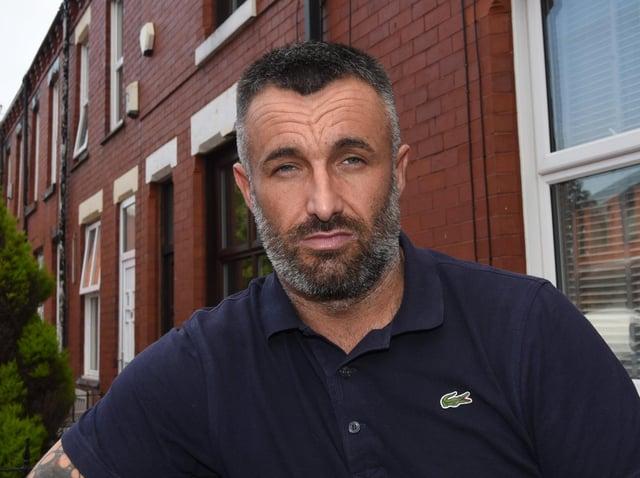 Phil Bailey is still unhappy despite an apology from Wigan Council