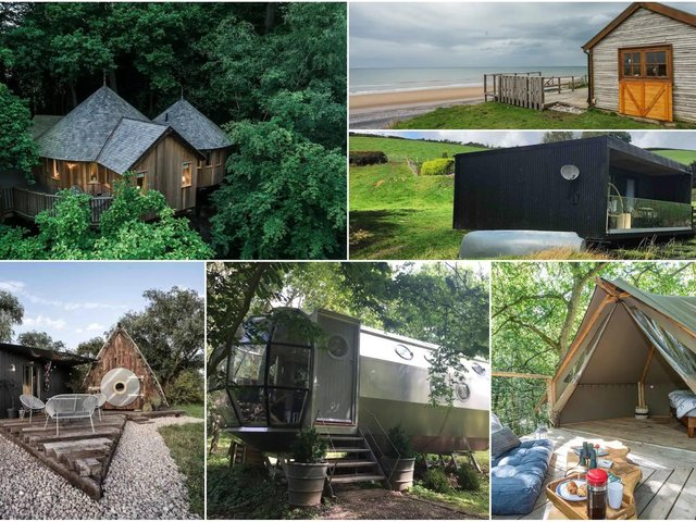 Airbnb today announces its top 21 most wishlisted homes by Brits for 2021