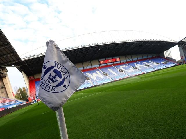 Wigan Athletic's DW Stadium