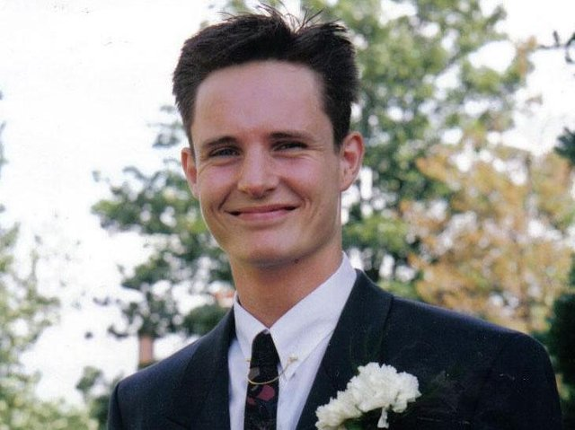 Stuart Lubbock, who died at the home of entertainer Michael Barrymore 20 years ago.