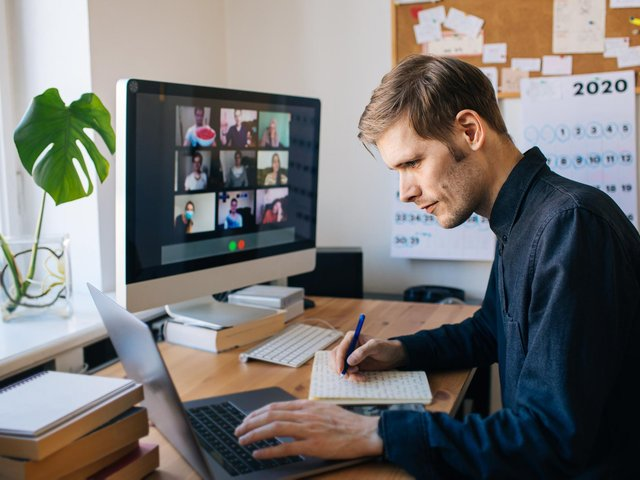 Council employees could be working from home more often. Photo by Adobe Stock