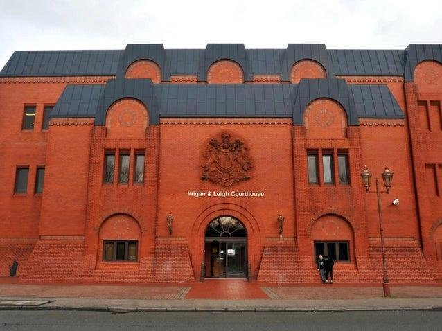 A 16-month driving ban has been imposed by magistrates on a Wigan motorist who was at the wheel under the influence of cocaine
