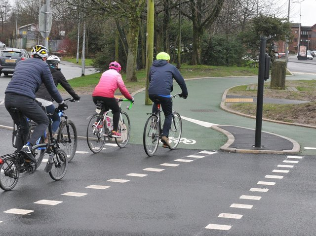 Cycling has increased in popularity since the first national lockdown