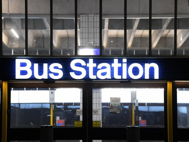 There will be changes to bus services