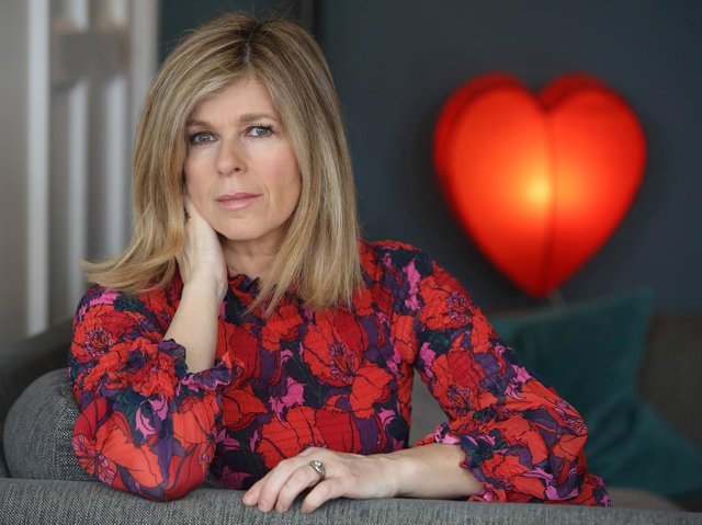 Kate Garraway presented a devastating portrayal of living with Covid