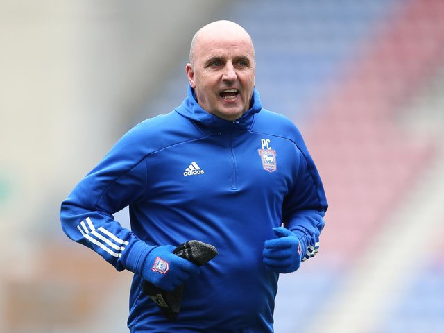 Paul Cook on his return to Wigan