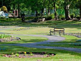 Jubilee Park, Ashton