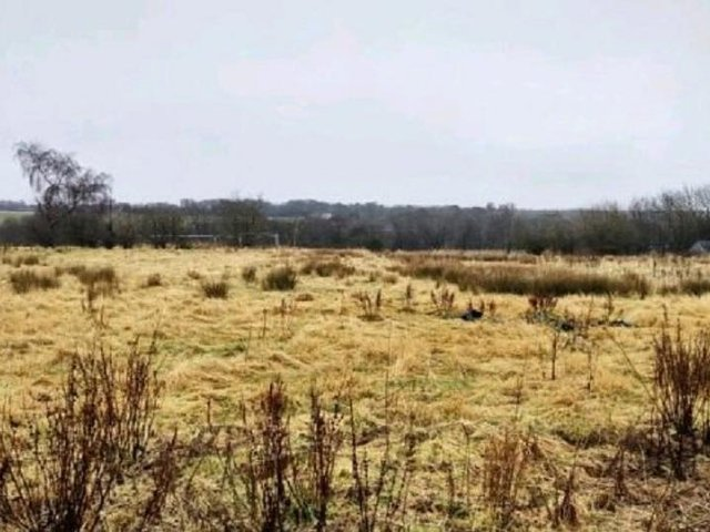 Land near Rectory Farm, Standish, which is to be developed into a housing estate with more than 110 new homes