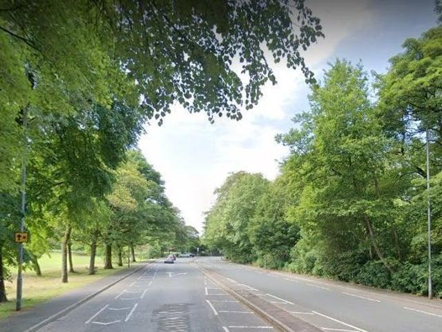 Moss Bank Way, Bolton