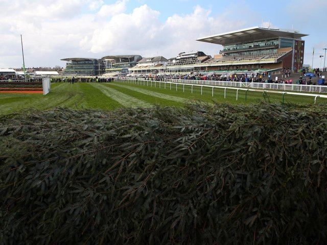 The Grand National Festival starts on Thursday at Aintree