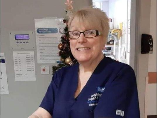 Linda Clarke was a devoted midwife