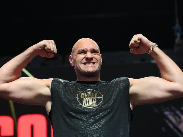 Tyson Fury says there are 'big offers' on the table for Anthony Joshua fight