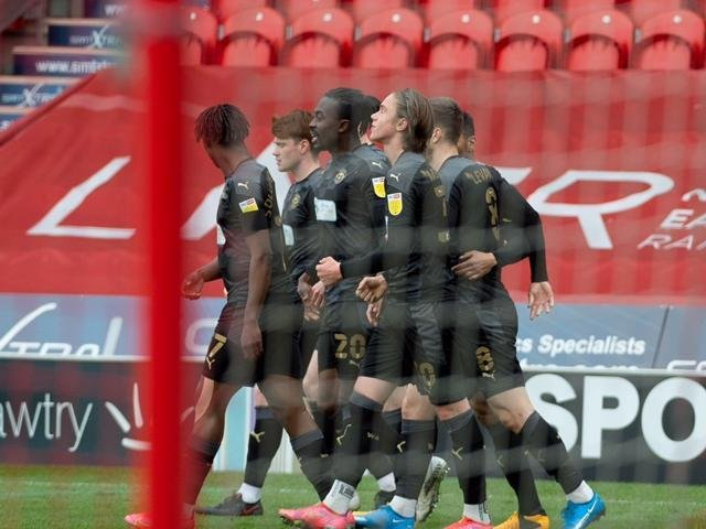 Latics were deserved winners at Doncaster on Saturday