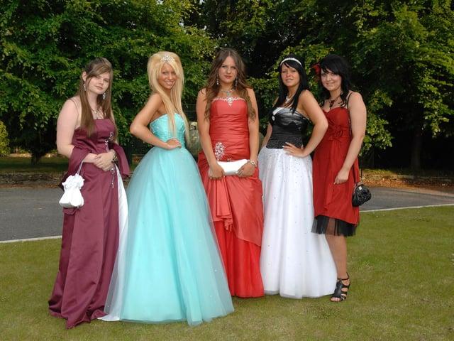 Rose Bridge High School leavers ball - June 2010
