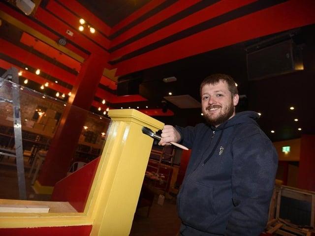 Wigan bar owner Michael Pagett