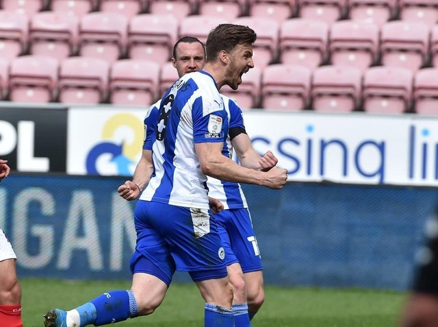 Lee Evans secured the victory over Crewe with a second-half penalty