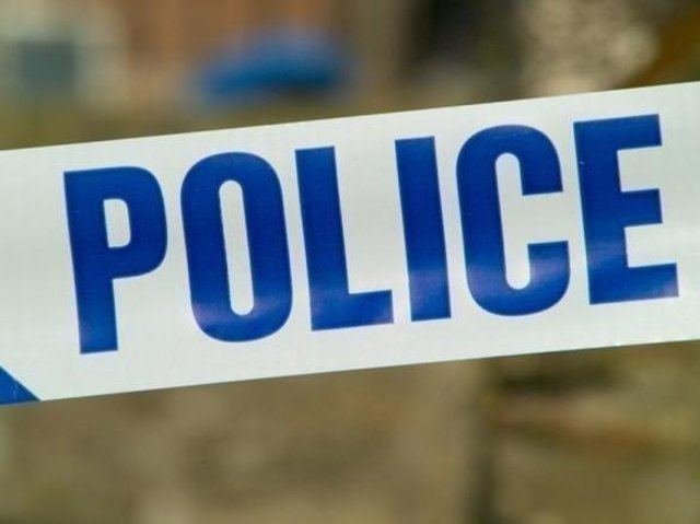 Emergency services were called to Church Road to reports of a collision between a car and an 87-year-old female pedestrian