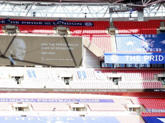 Fans will be in attendance at the second FA cup semi-final