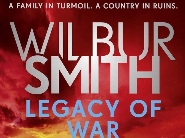 Legacy of War by Wilbur Smith (with David Churchill)