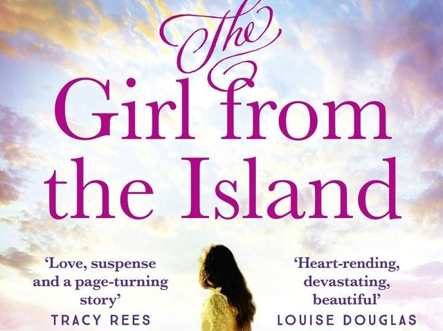 The Girl from the Island by Lorna Cook