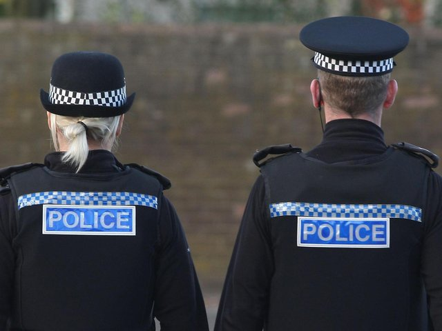 Police are stepping up foot patrols