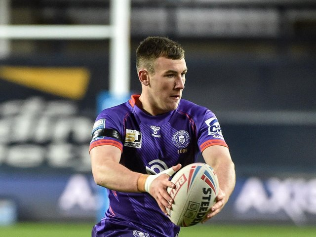 Harry Smith has played in all of Wigan's games so far