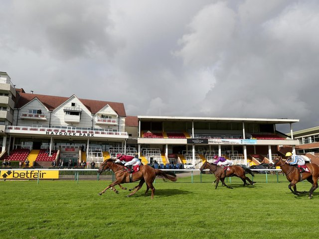 Haydock Park stages its first Flat meeting of the season on Saturday