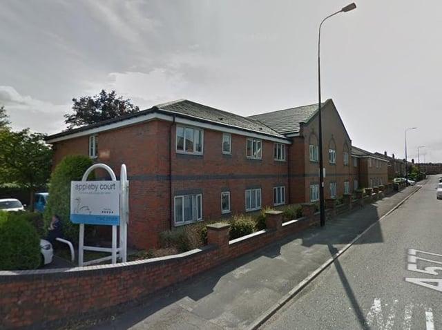 Appleby Court in Ellesmere Road. Image: Google