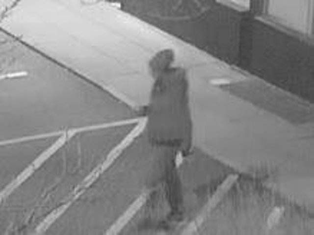 A man police want to speak to as a potential witness (Image: Lancashire Police)