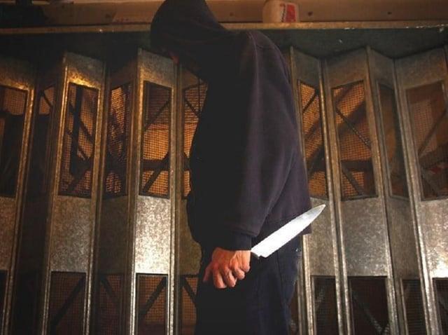 Crackdown on knife crime