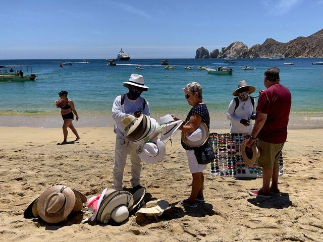 Foreign holidays could be permitted to resume next month