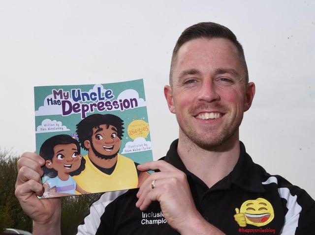 Alex Winstanley has written My Uncle Has Depression
